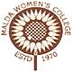 Malda Women's College, Malda logo