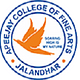 Apeejay College of Fine Arts - [ACFA], Jalandhar logo