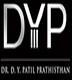 D. Y. Patil College of Engineering, Pune logo