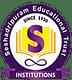 Seshadripuram Law College, Bangalore logo