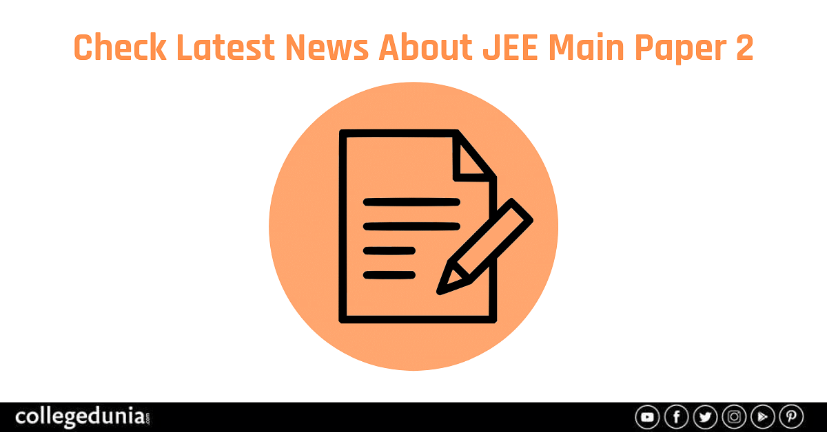 JEE Main 2019 Paper 2 (B Arch /B  Planning)
