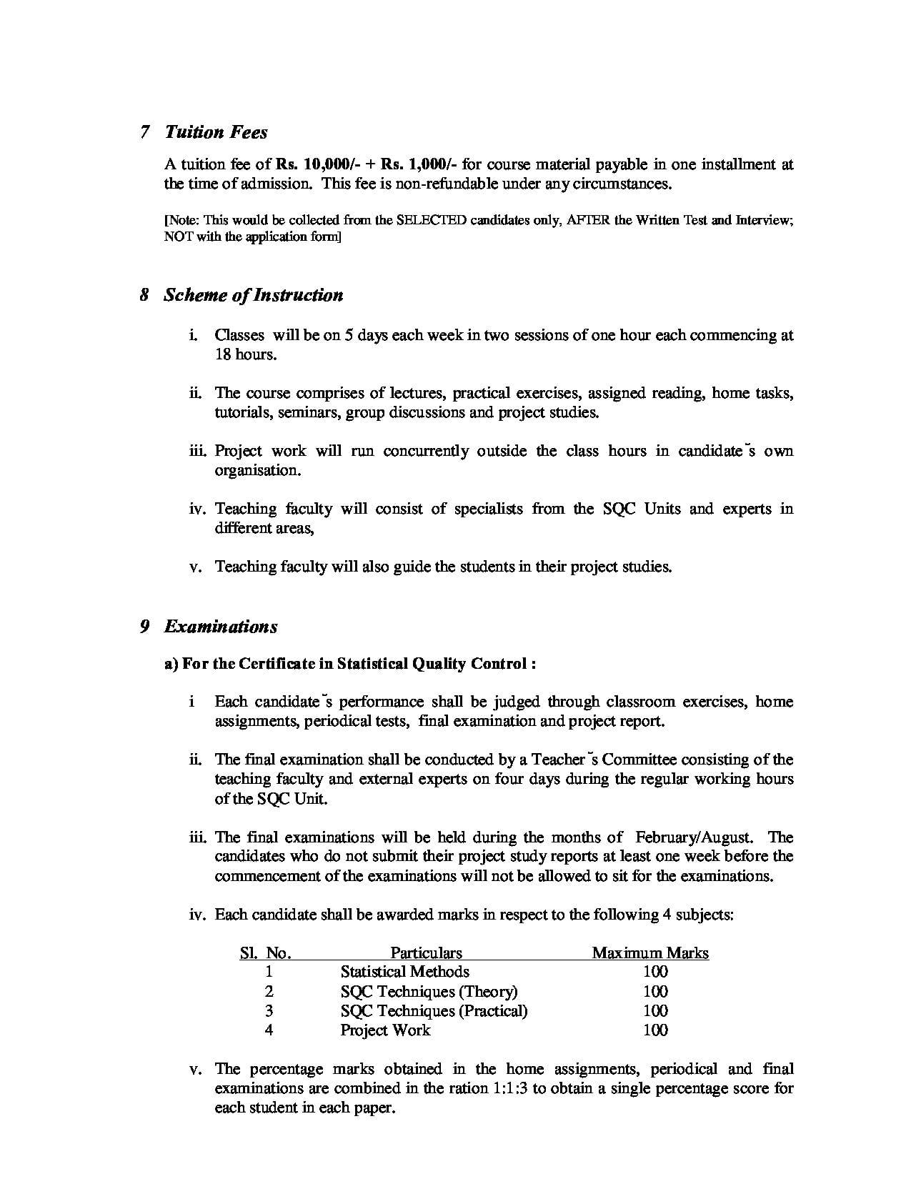 Indian statistical institute isi mumbai admissions contact prospectus xflitez Gallery