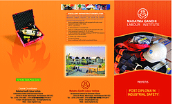 Industrial Safety Brochure