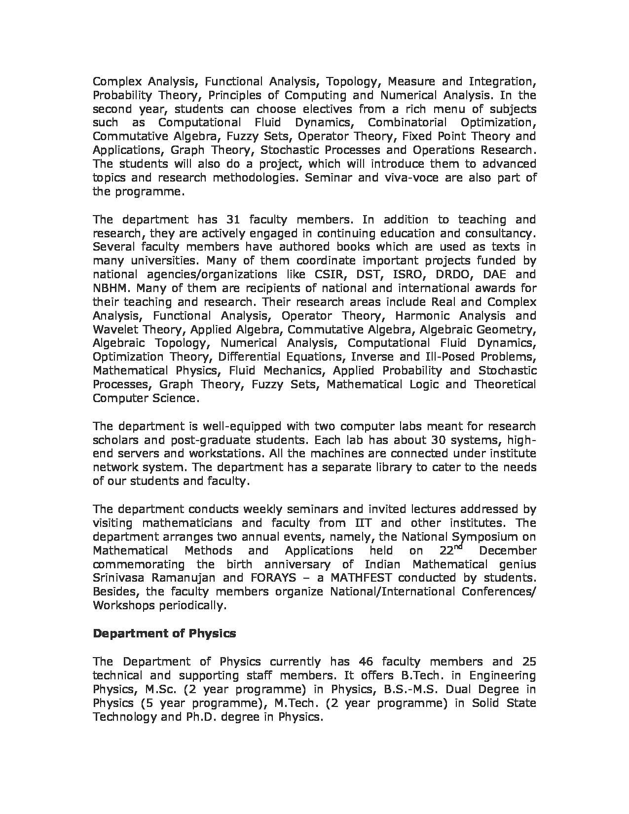 Indian institute of technology madras iitm chennai iitm profile aiddatafo Gallery