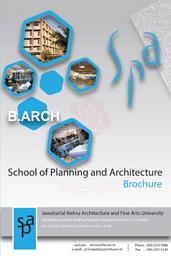 College Information brochure-B.Arch