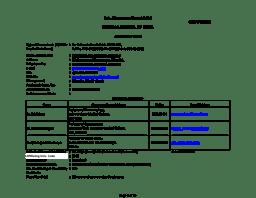 Mandatory Disclosure- MCI