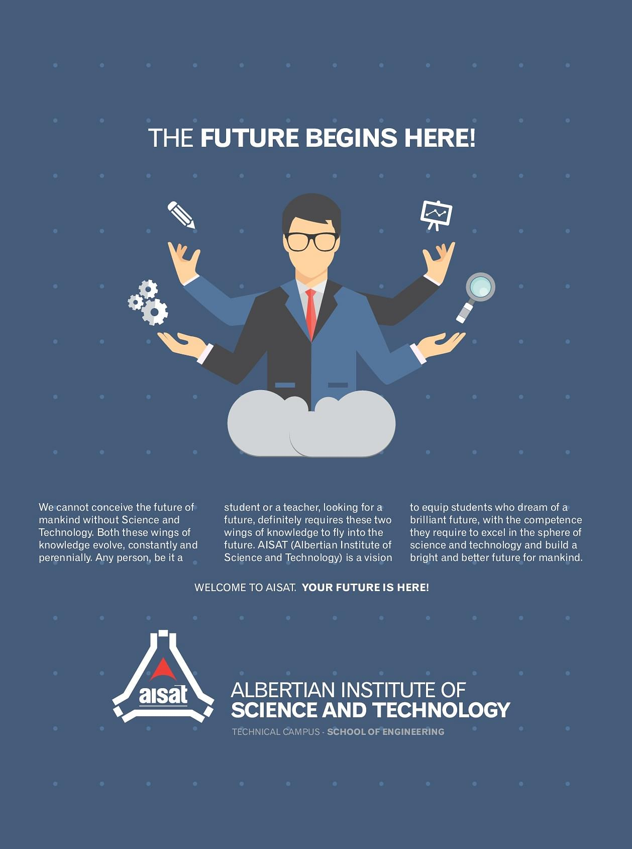 Albertian Institute of Science and Technology - [AISAT], Kochi