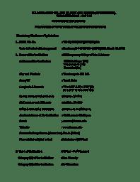 Mandatory Disclosure-MCA Course
