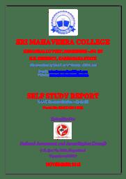 NAAC Details
