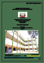 College Information brochure-NAAC Report 2016