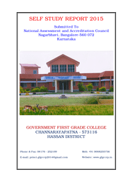 College Information brochure-NAAC Report 2015