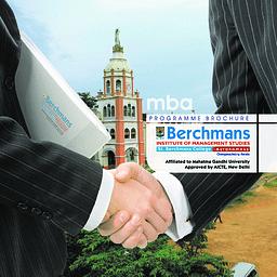 M.B.A. Brochure