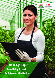 Information Brochure of Agricultural