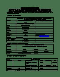 Mandatory Disclosure