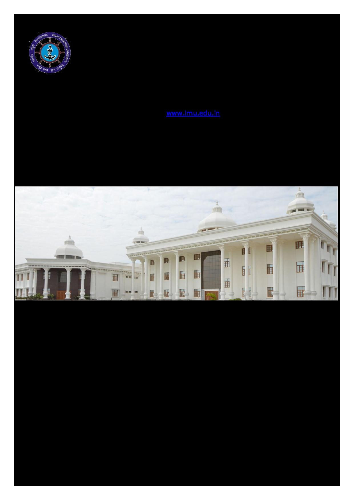 Coimbatore Marine College - [CMC], Coimbatore - Admissions, Contact ...