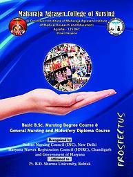 B.Sc(Nursing) Brochure