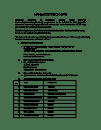 Mandatory Discloser