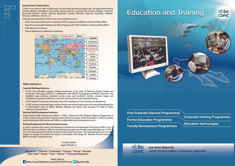 Centre For Development Of Advanced Computing Cdac Noida