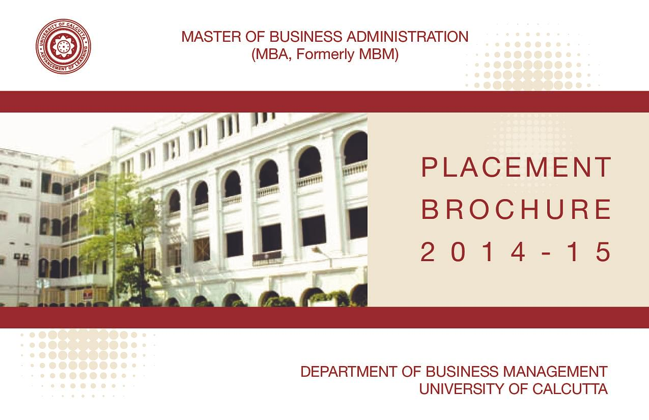 mbm calcutta university syllabus University of calcutta, kolkata invites applications for master in business management (mbm) course commencing in the year 2012.
