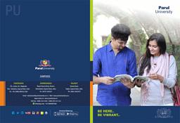 Parul University Brochure