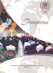 Prospectus( Full Time)
