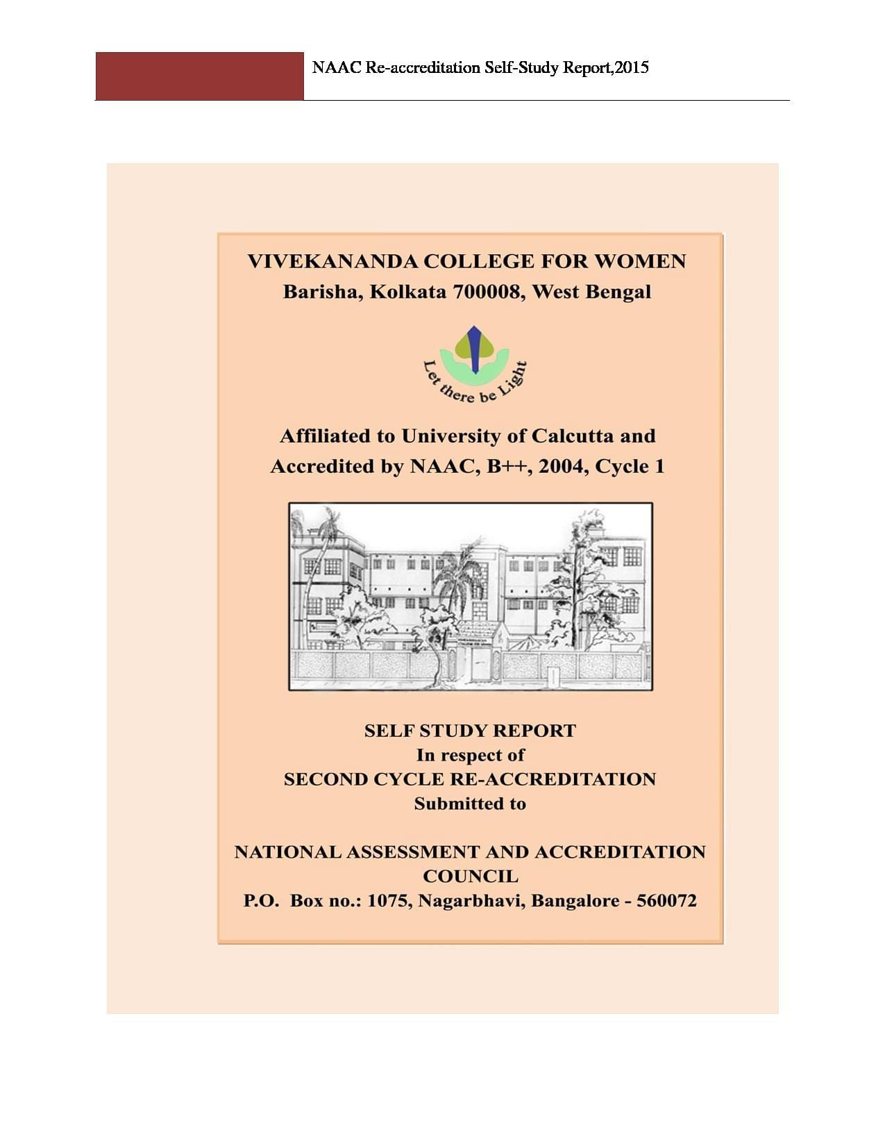 Accreditation Self-Study Report - calbaptist.edu