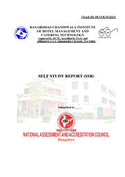 NAAC-SS Report