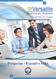 Executive MBA Brochure