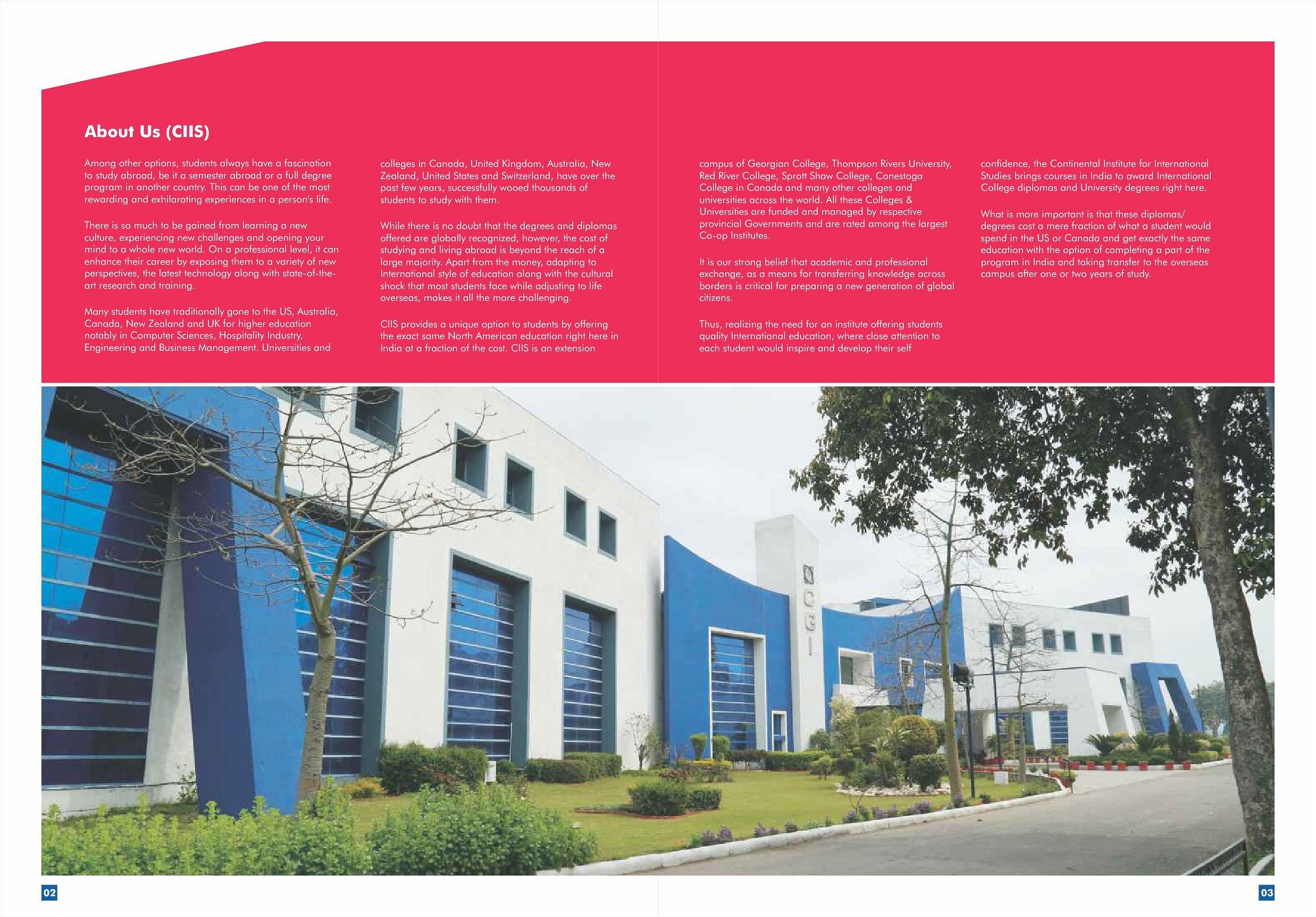 Continental Institute Of International Studies Fatehgarh Sahib