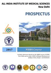 MBBS Prospectus