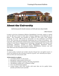 Information Brochure- 1