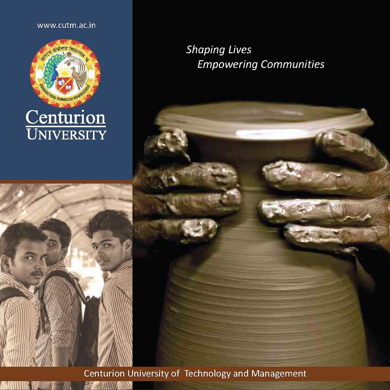 Use Of Technology Management: Centurion University Of Technology And Management (CUTM