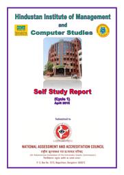 Self Study Report (2015)