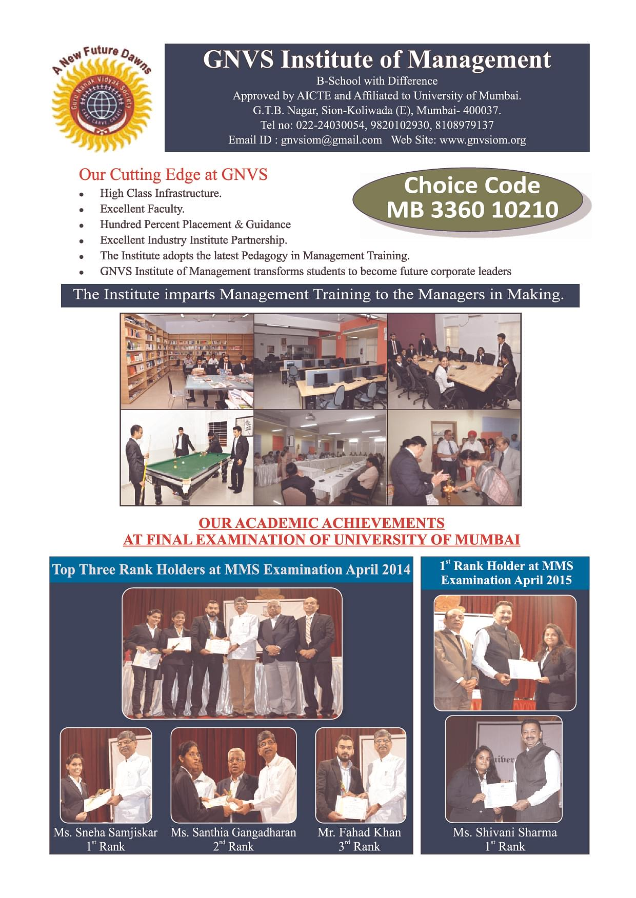 Govind Ballabh Pant Social Science Institute, Allahabad - Admissions