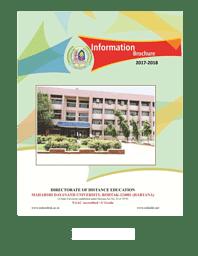 Information Brochure 2017-2018
