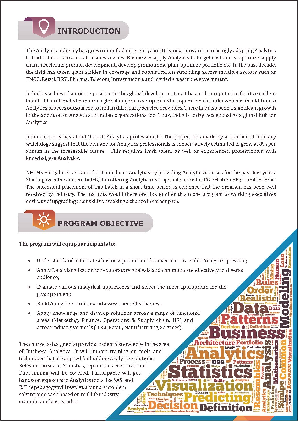 Narsee Monjee Institute of Management Studies - [NMIMS