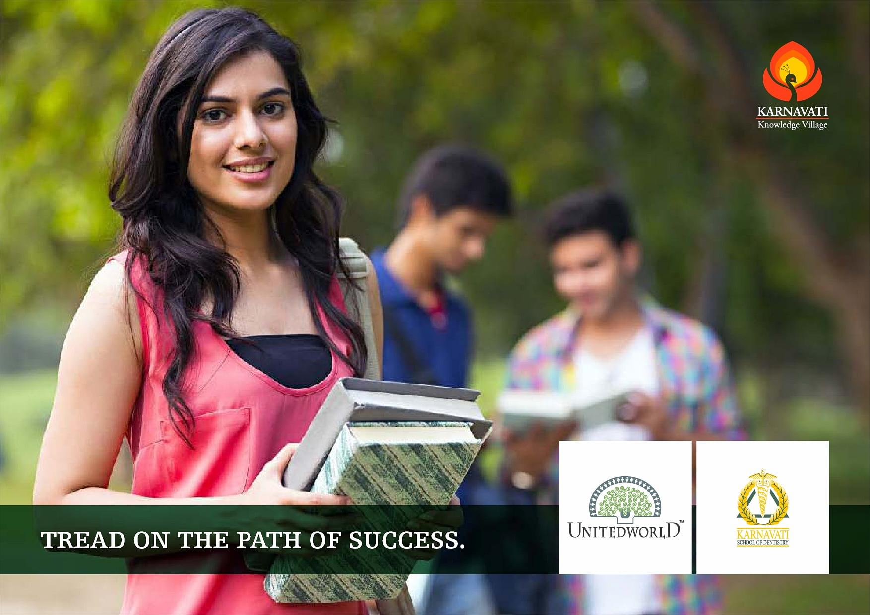 Karnavati University Ku Gandhi Nagar Admissions Contact Website Facilities 2019 2020