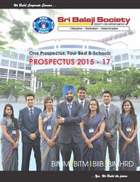 Society Prospectus