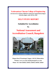 SSR-NAAC Report
