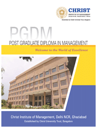 PGDM Prospectus