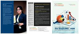 Analytics MBA Brochure