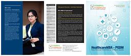 Healthcare MBA Brochure