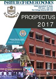 Prospectus 2017-2018