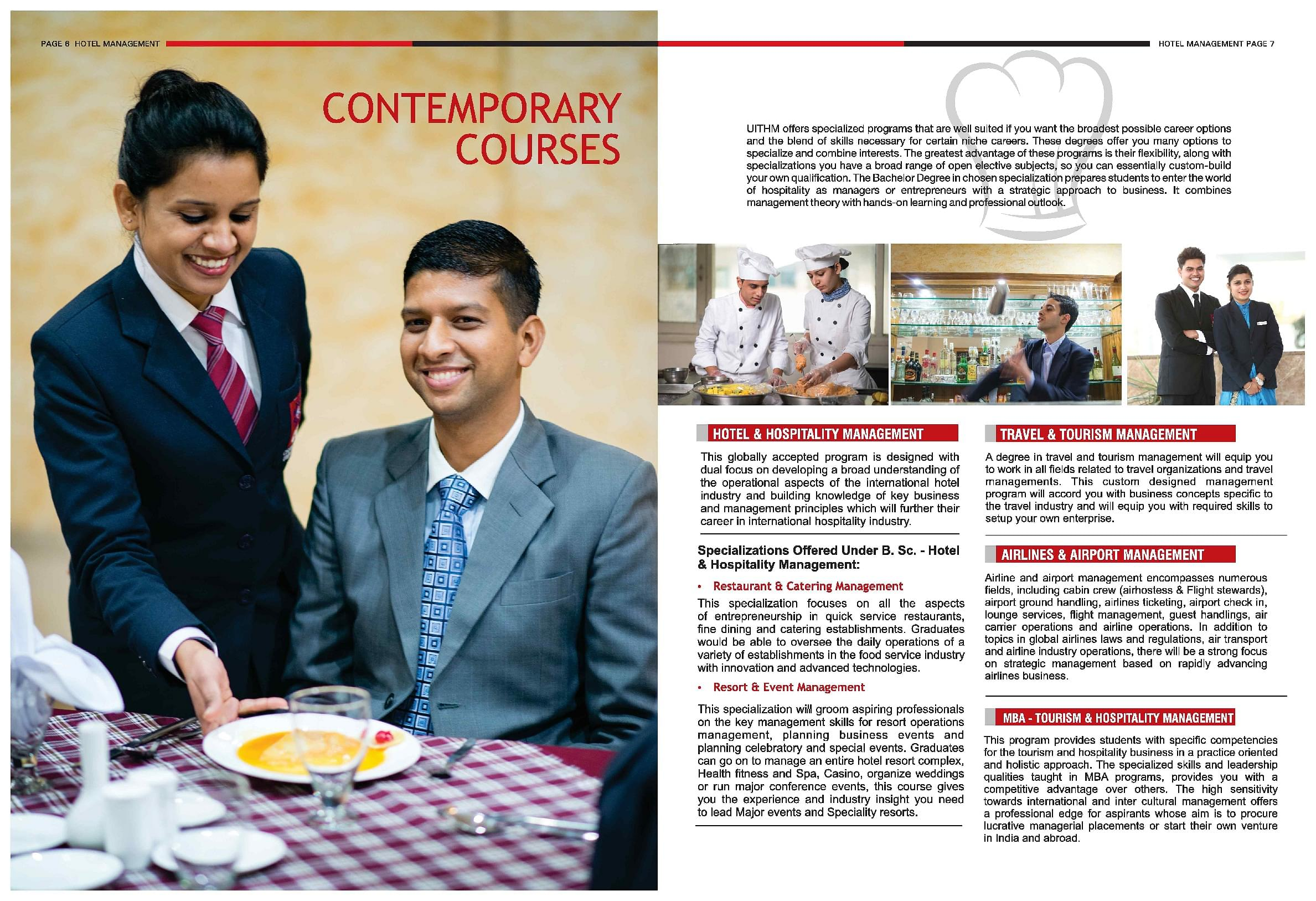 hospitality management skills and competencies