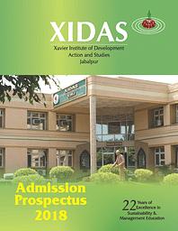 Admission Prospectus 2018-2020