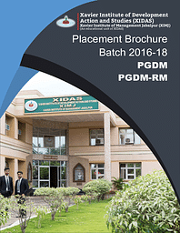 Placement Brochure 2016-2018