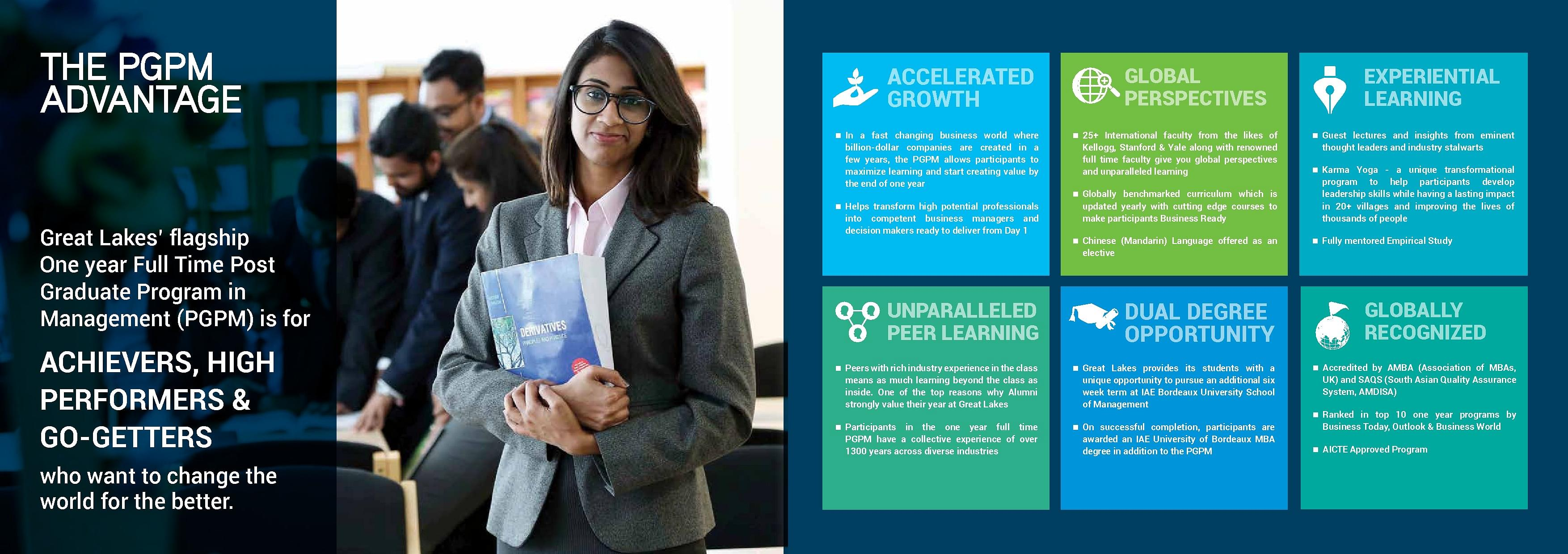 Great Lakes Institute of Management Chennai - Courses, Fee