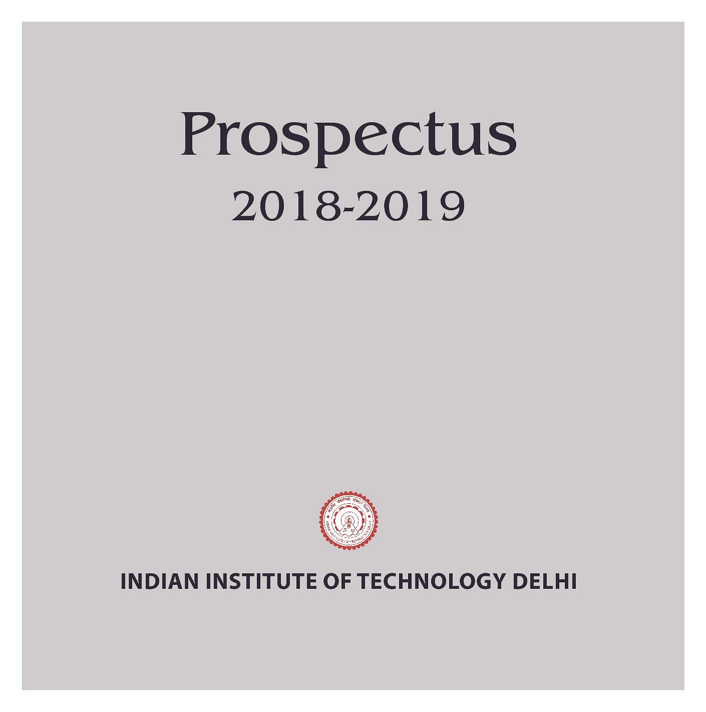 IIT Delhi - Courses, Fees, Admission, Placement, Cutoff