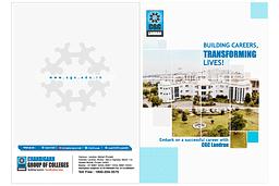 UG PG Brochure