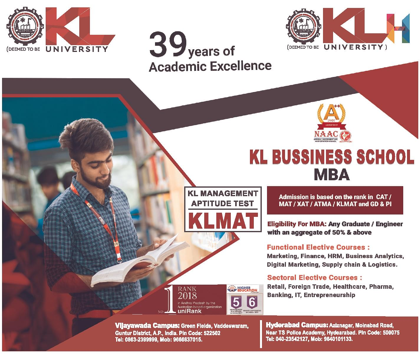Admission, Courses, Placement, Fee Structure